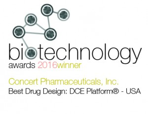 Best Drug Design Compound DCE Platform - USA-winners logo